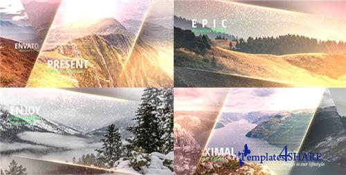 Elegant Stripes Opener - After Effects Project (Videohive)