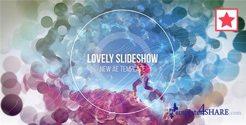 Lovely Slideshow 4 - After Effects Project (Videohive)