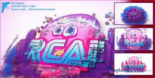 Arcade Logo - After Effects Project (Videohive)