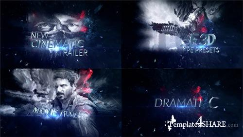 Dynamic Type Presets Combo Pack - After Effects Project (Videohive)
