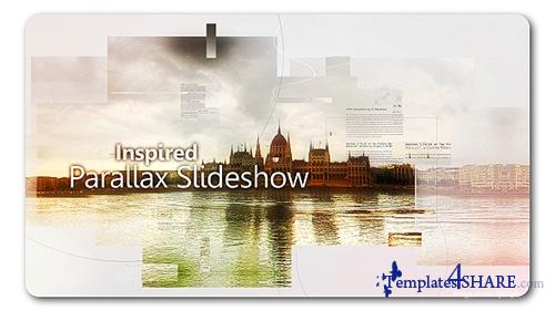 Inspired Parallax Slideshow - After Effects Project (Videohive)