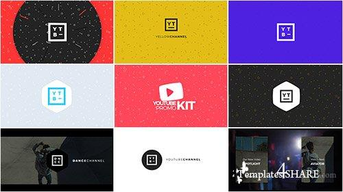 Youtube Promo Kit - After Effects Project (Videohive)