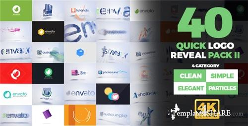 Quick Logo Reveal Pack 2 - After Effects Project (Videohive)