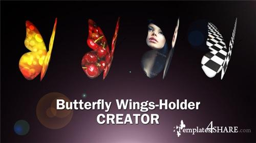 Butterfly Wings Creator - After Effects Project (Videohive)