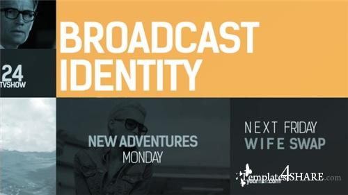 Broadcast Identity pack - After Effects Project (Videohive)