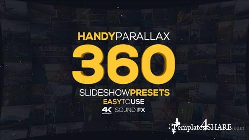 Handy Parallax Presets - After Effects Project (Videohive)