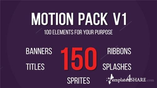 Motion Design Package - After Effects Project (Videohive)