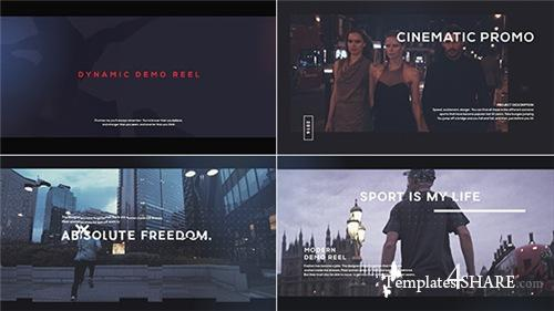Demo Reel - After Effects Project (Videohive)