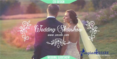 Wedding Slideshow 14635491 - After Effects Project (Videohive)