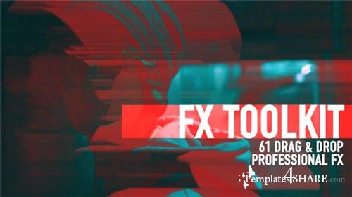 FX ToolKit - After Effects Project (Videohive)