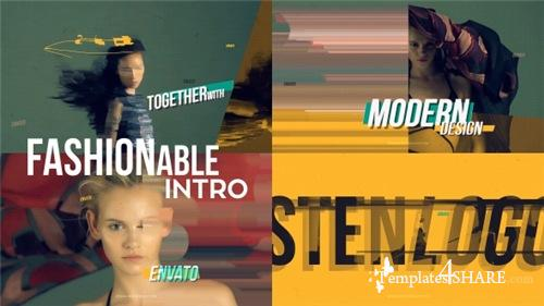 Fashionable Intro - After Effects Project (Videohive)