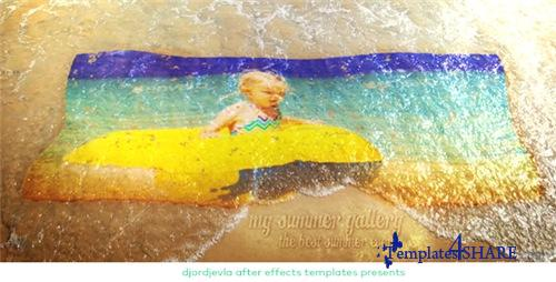 My Summer Wave Gallery - After Effects Project (Videohive