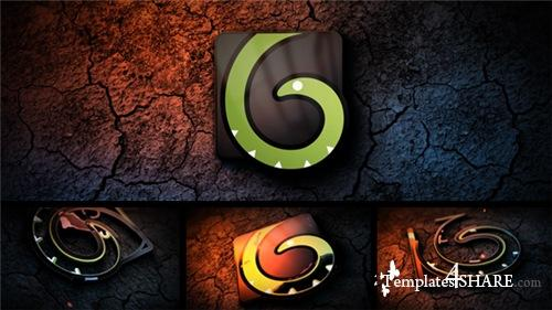 Dark Grunge Logo - After Effects Project (Videohive)