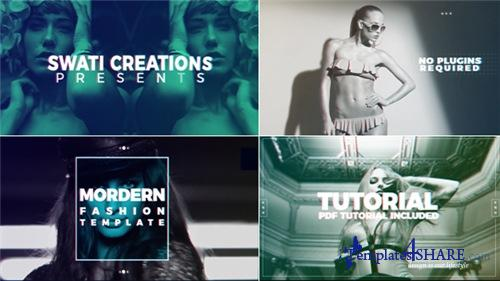 Stylish Fashion Promo - After Effects Project (Videohive)