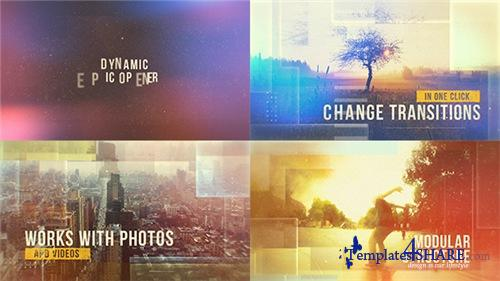 Dynamic Epic Opener - After Effects Project (Videohive)