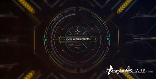 Technic Displays - After Effects Project (Videohive)