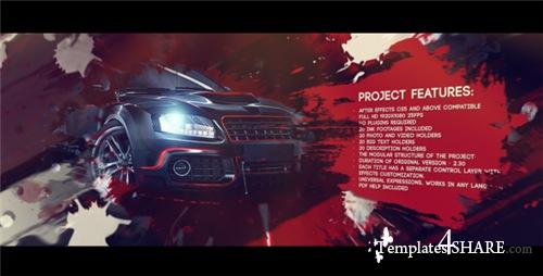 Inspiration - Ink Titles - After Effects Project (Videohive)