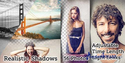 Flexible Split Screen 56 Photo Slideshow - After Effects Project (Videohive)