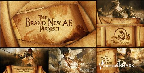 Epic Story Trailer - After Effects Project (Videohive)