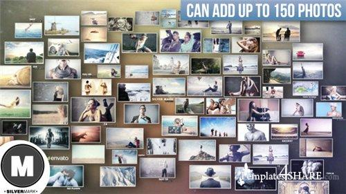 3D Photos Slideshow - After Effects Project (Videohive)