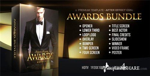 Awards Bundle - After Effects Project (Videohive)