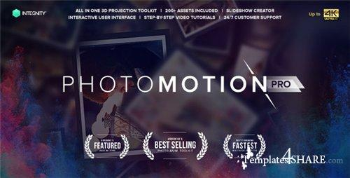 Photo Motion Pro - Professional 3D Photo Animator - After Effects Project (Videohive)