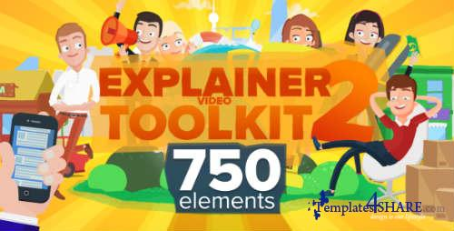 Explainer Video Toolkit 2 - After Effects Project (Videohive)