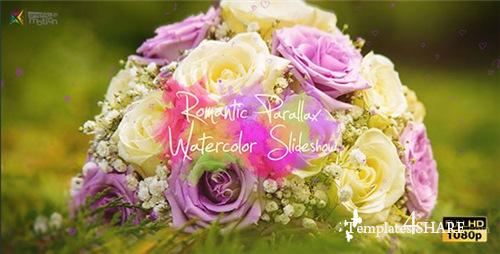 Romantic Parallax Slideshow - After Effects Project (Videohive)