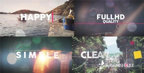 Happy Summer Opener - After Effects Project (Videohive)