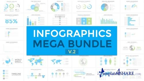 Infographics Mega Bundle - After Effects Project (Videohive)