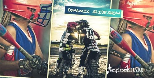 Dynamic Slideshow 19853827 - After Effects Project (Videohive)
