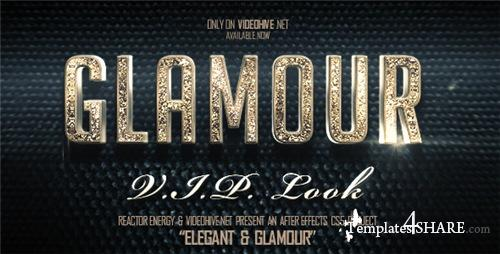 Elegant And Glamour Titles - After Effects Project (Videohive)