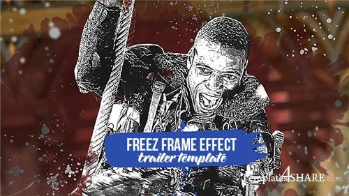 Freez Timer - After Effects Project (Videohive)