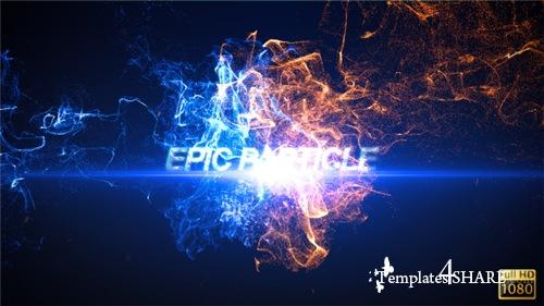 Epic Particle Reveal - After Effects Project (Videohive)