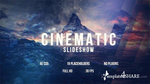 Cinematic Slideshow 16382418 - After Effects Project (Videohive)