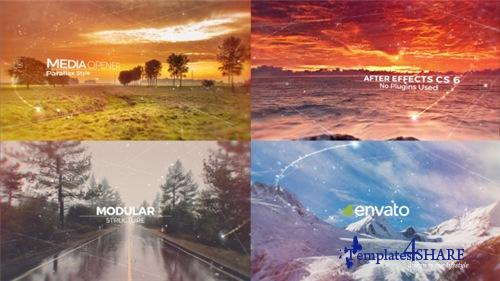 Parallax Media Opener - After Effects Project (Videohive)