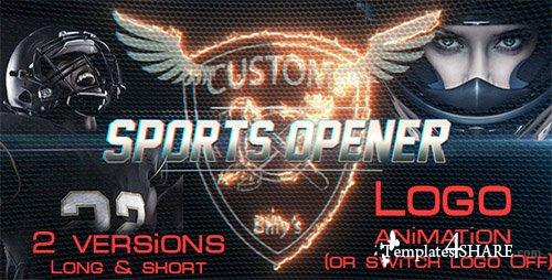 Sports Opener - Extreme Promo - After Effects Project (Videohive)