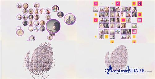 Multi-Image Logo Reveal V.5 (10in1) - After Effects Project (Videohive)