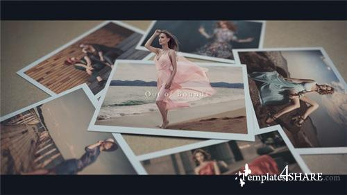 Out of Bounds Opener - Slideshow - After Effects Project (Videohive)