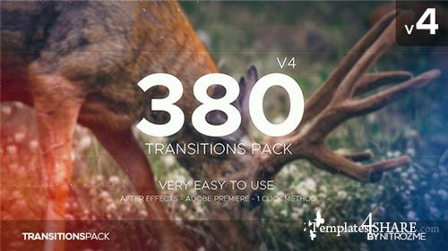 Transitions Pack 20074370 - After Effects Project (Videohive)