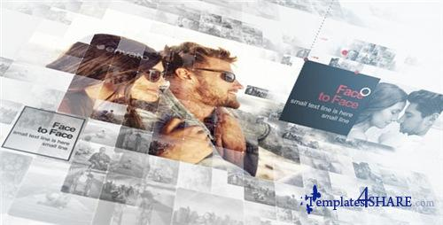 Portraits - Broadcast Pack - After Effects Project (Videohive)
