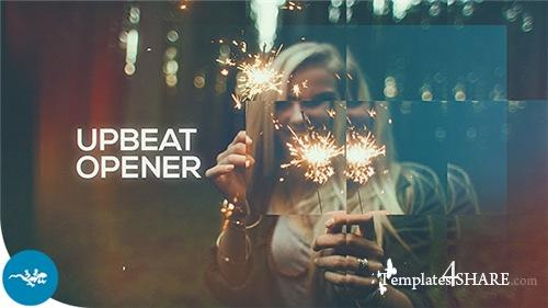 Upbeat Opener - After Effects Project (Videohive)