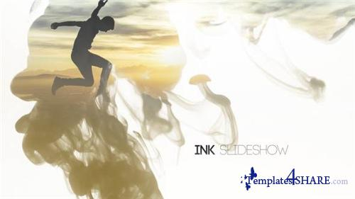 Ink Slideshow | 12 Transitions - After Effects Project (Videohive)