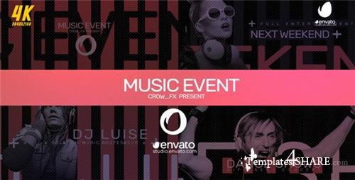 Music Event 20262416 - After Effects Project (Videohive)