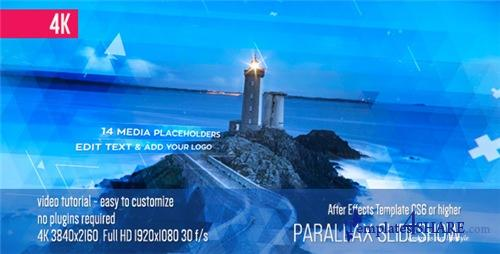 Parallax Slideshow 19564165 - After Effects Project (Videohive)