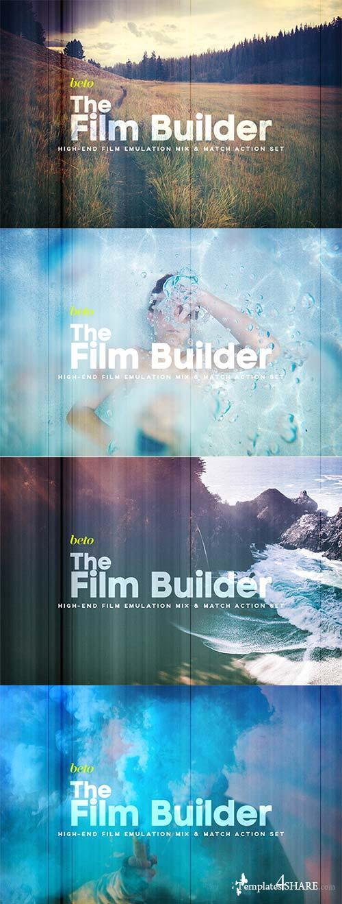 GraphicRiver The Film Builder