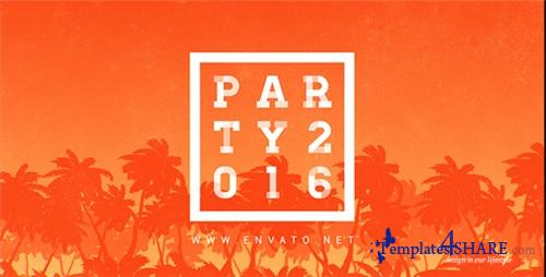 Party Promo - After Effects Project (Videohive)
