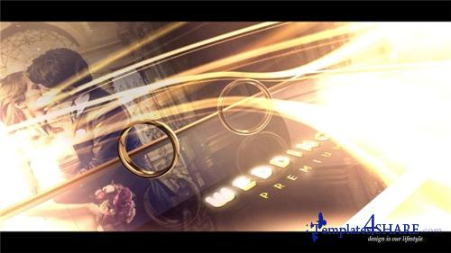 Wedding Intro - After Effects Project (Videohive)
