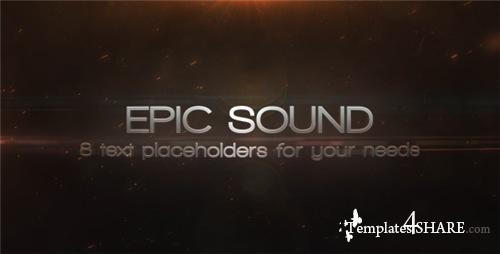 Action Movie Trailer - After Effects Project (Videohive)