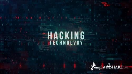 Hacking Technology Promo - After Effects Project (Videohive)
